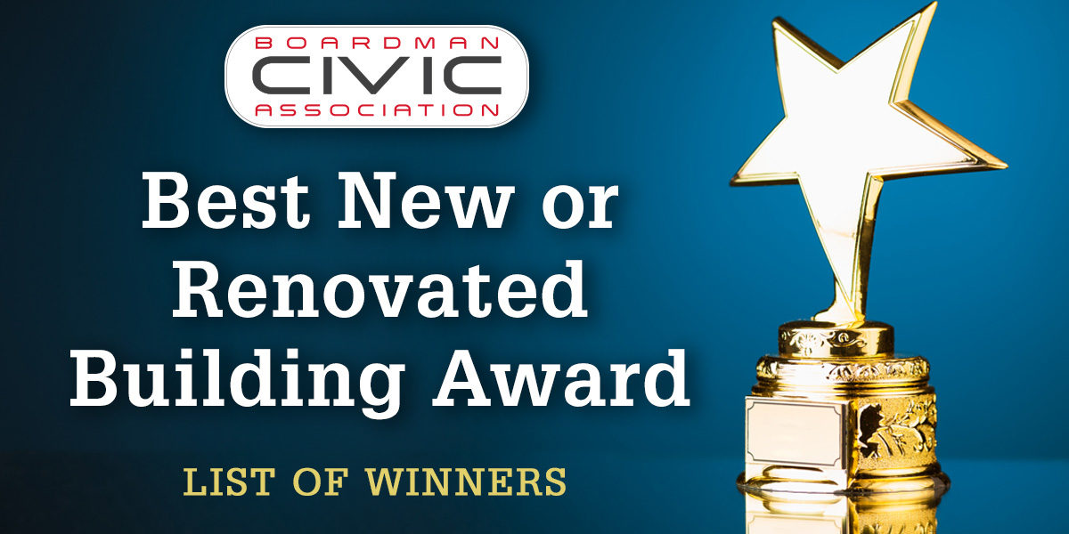 Best New and Renovated Building Awards