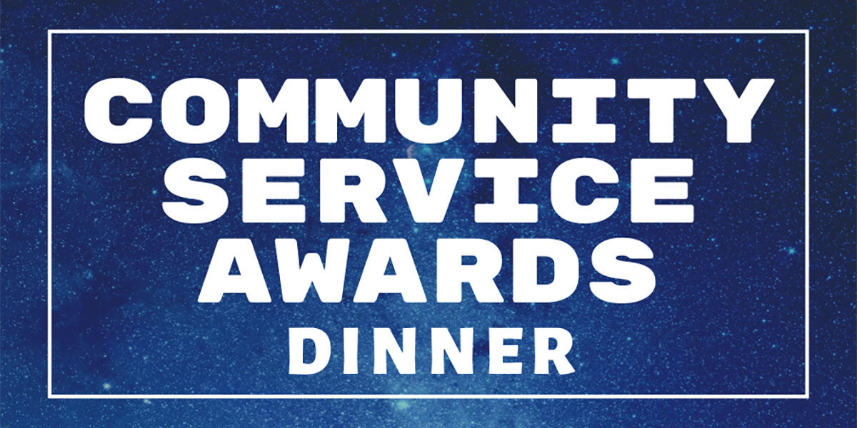 Community Service Awards Dinner